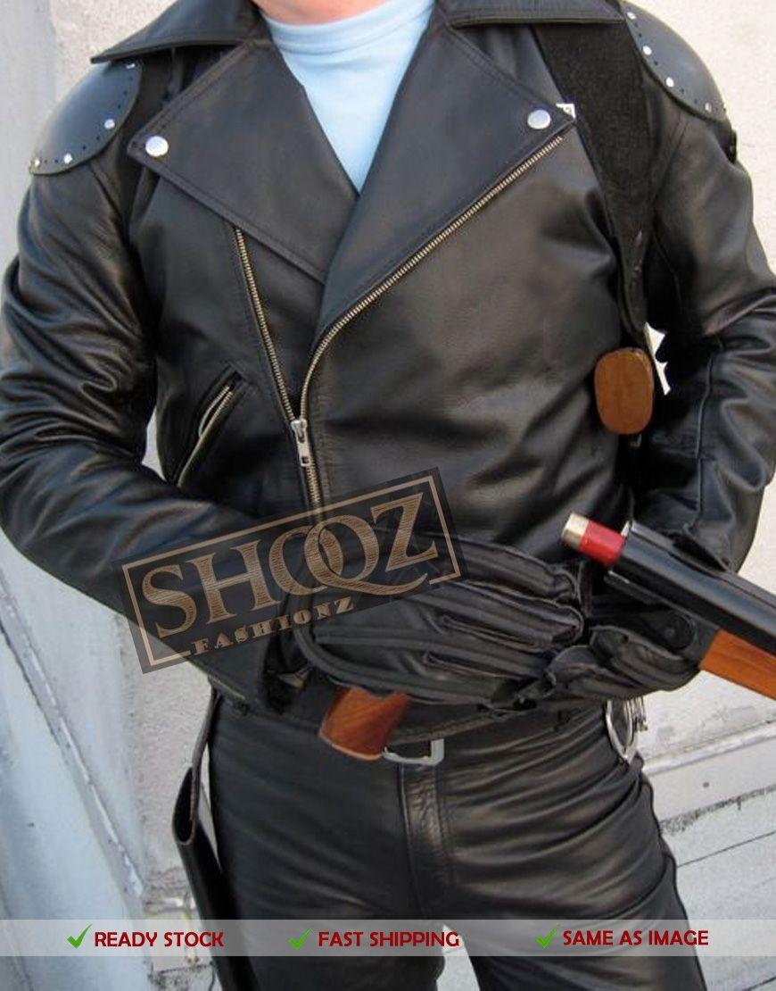 50 Off Mad Max Mel Gibson Rockatansky Black Jacket Black Biker Jacket Leather Jacket Style Jackets [ 1110 x 870 Pixel ]