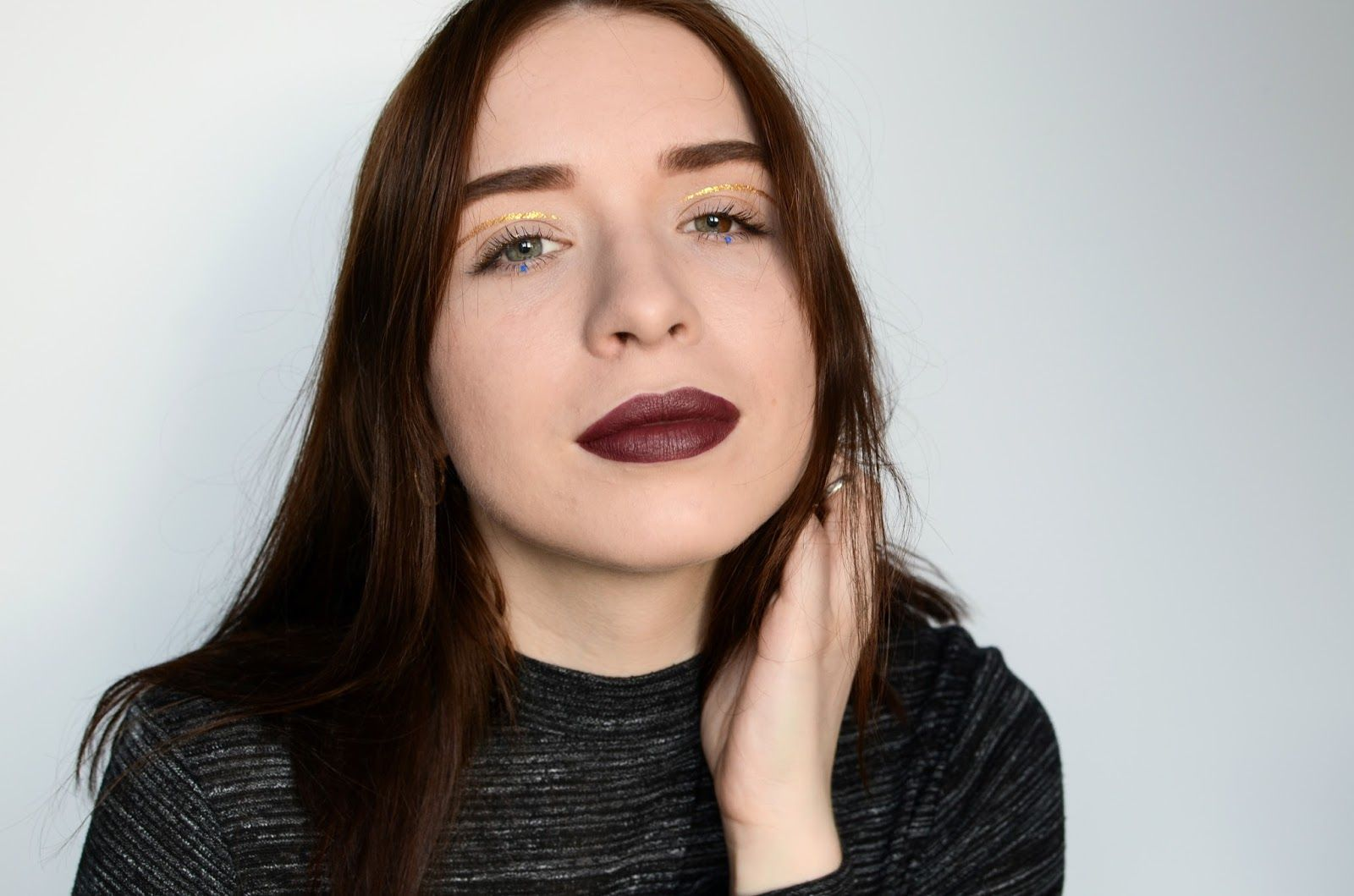Always been a big fan of minimal - graphic makeup looks d678f4a12b423