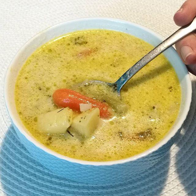 Zupa Dla Leniwych Pol Godz I Obiad Gotowy 3l Wody 3 Kulki Ziela Angielskiego Lyzka Zmielonych Suszonych Warzyw 2 Liscie Lau Food Soup Instagram Photo