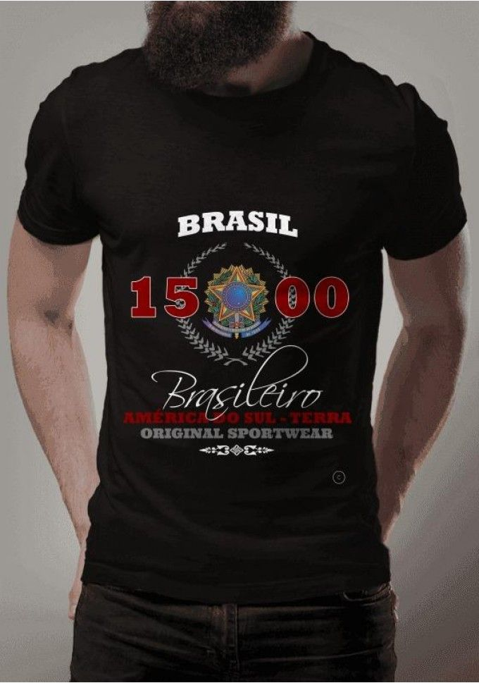 90d3a9e2117 Homenagem para o Brasil - América do Sul a sua lembrança. Para Brasileiros.  Original