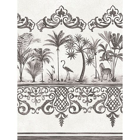 Cole & Son Rousseau Paste the Wall Wallpaper Border, 99