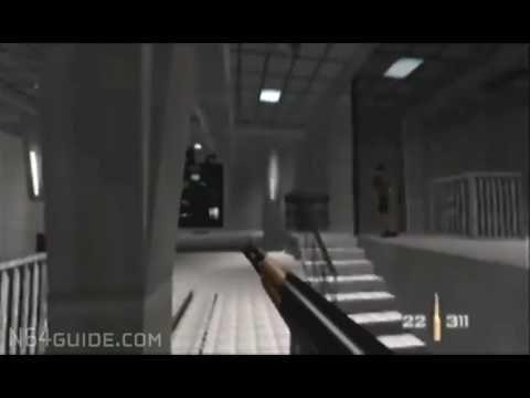 Goldeneye 007 N64 Gameplay Youtube Programming Tutorial