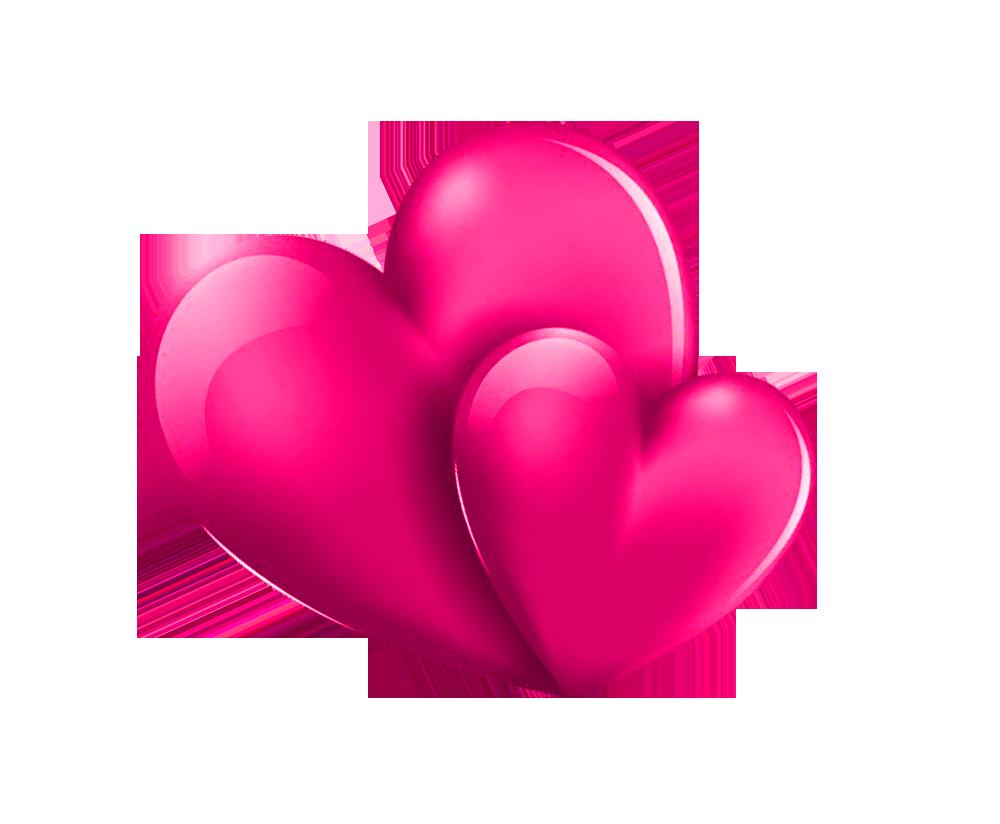 Two Hearts Transparent Png Clip Art Image Clip Art Clip Art Freebies Colorful Heart