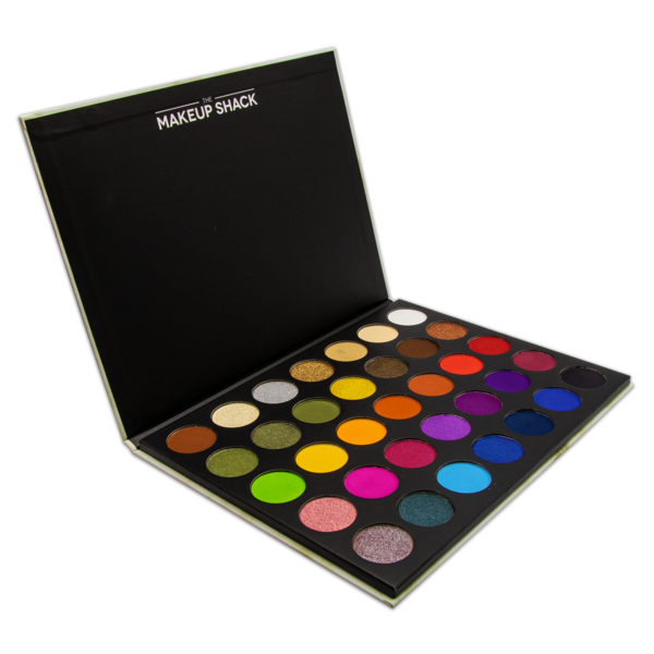 Rainforest Palette (With images) Makeup shack, Makeup
