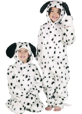 Child Dalmatian Fancy DressCostume Dalmatian fancy dress