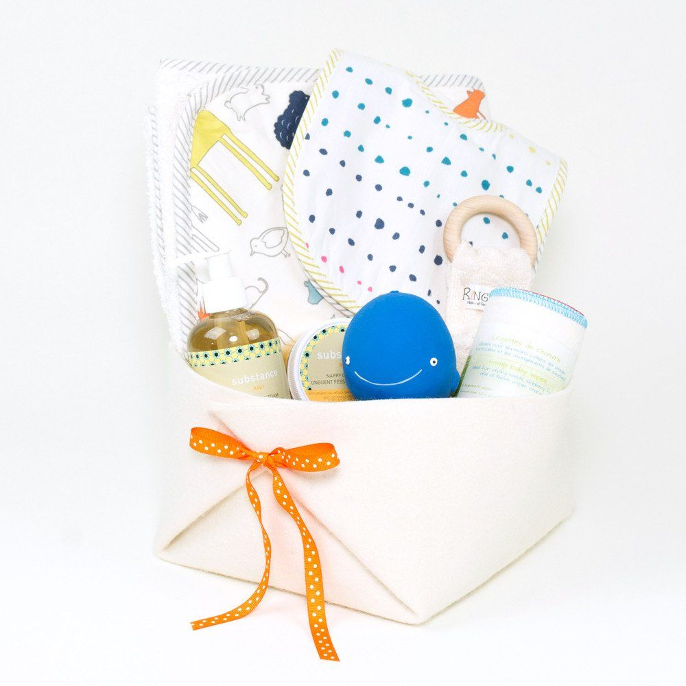 Bath Time themed Baby Gift Basket - Bubbles – Bonjour Baby Baskets - Luxury Baby Gifts