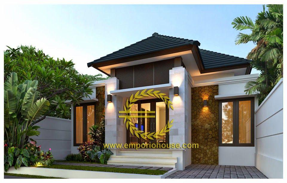 Desain Rumah Minimalis Ukuran Tanah 50 Meter - Jasa ...