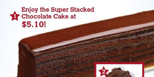 Awfully Chocolate Singapore National Day Promotion 1 to 31 Aug 2016