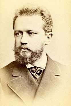 """Piotr Ilyich Tchaikovsky: (1840-93) Compositor ruso. Autor de operas, conciertos para piano y sinfonías y los ballets """"La bella durmiente"""" y """"El lago de los cisnes"""""""