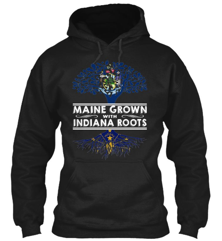 Indiana Maine - Grown Roots #Indiana-Maine