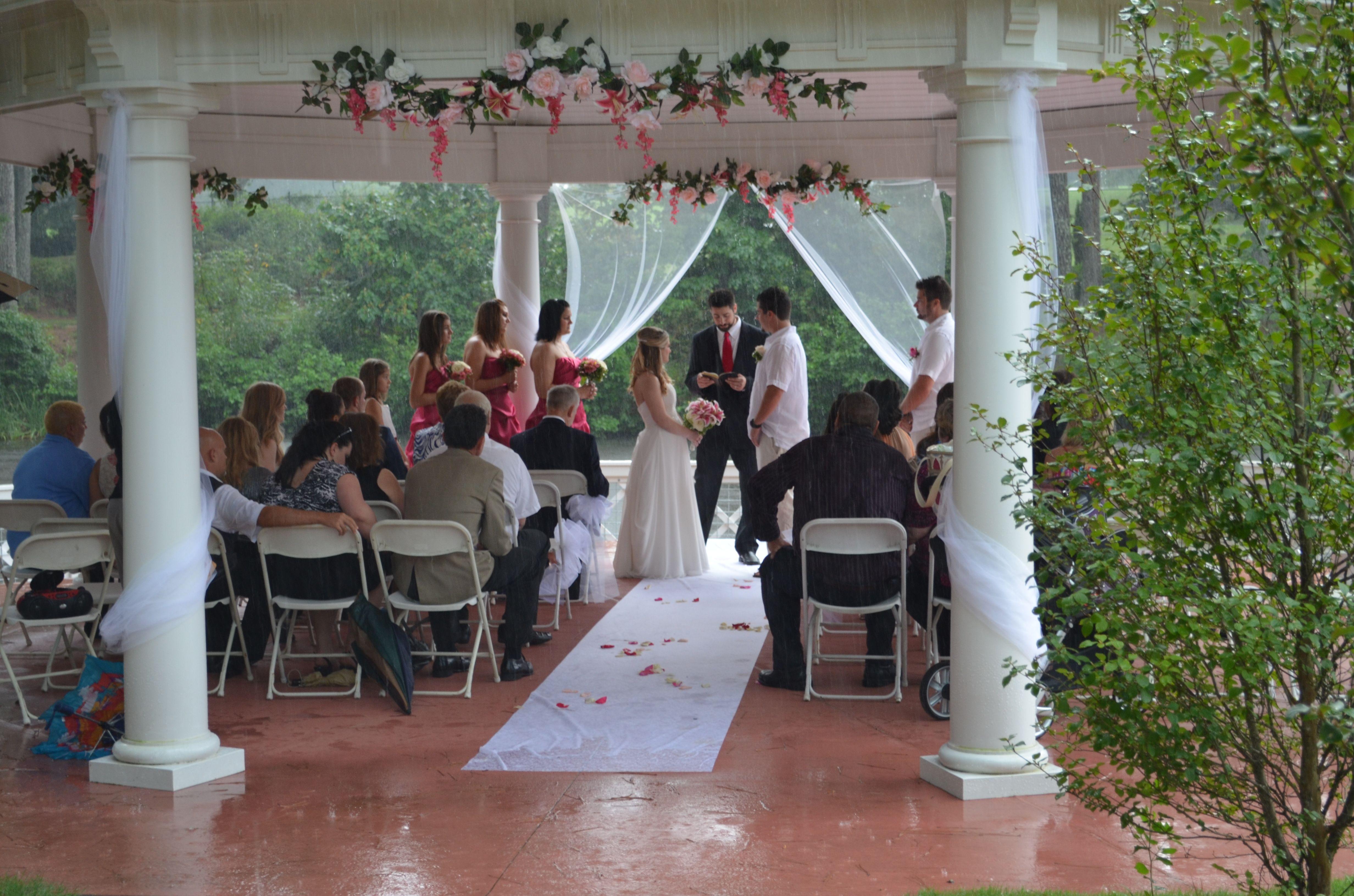 Pin by paige marie on Wedding Ideas Pavilion, Wedding, Lake