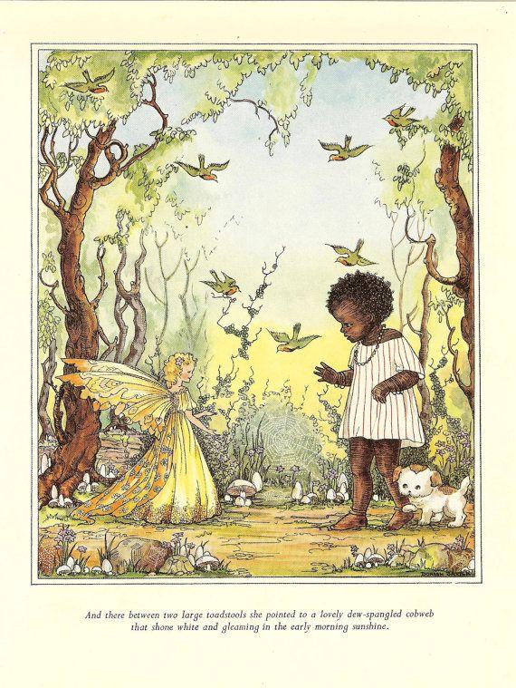 Nessuno sa nulla di lei; nel web ci sono immagini delle sue illustrazioni tratte dai libri in vendita sui soliti siti. In un blog una signor...