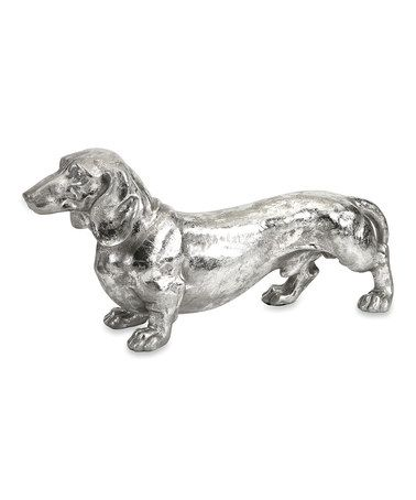 Loving this Oscar Dog Statue on #zulily! #zulilyfinds