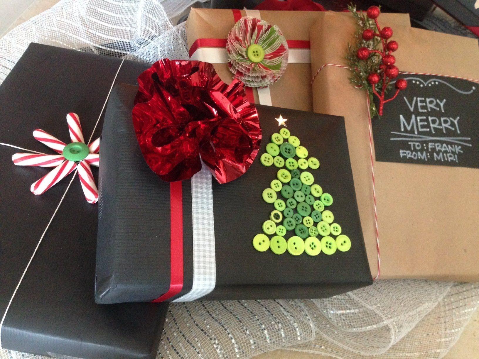 Envolturas Originales Para Tus Regalos Diy Gift Wrapping  ~ Envoltorio Original Para Regalos