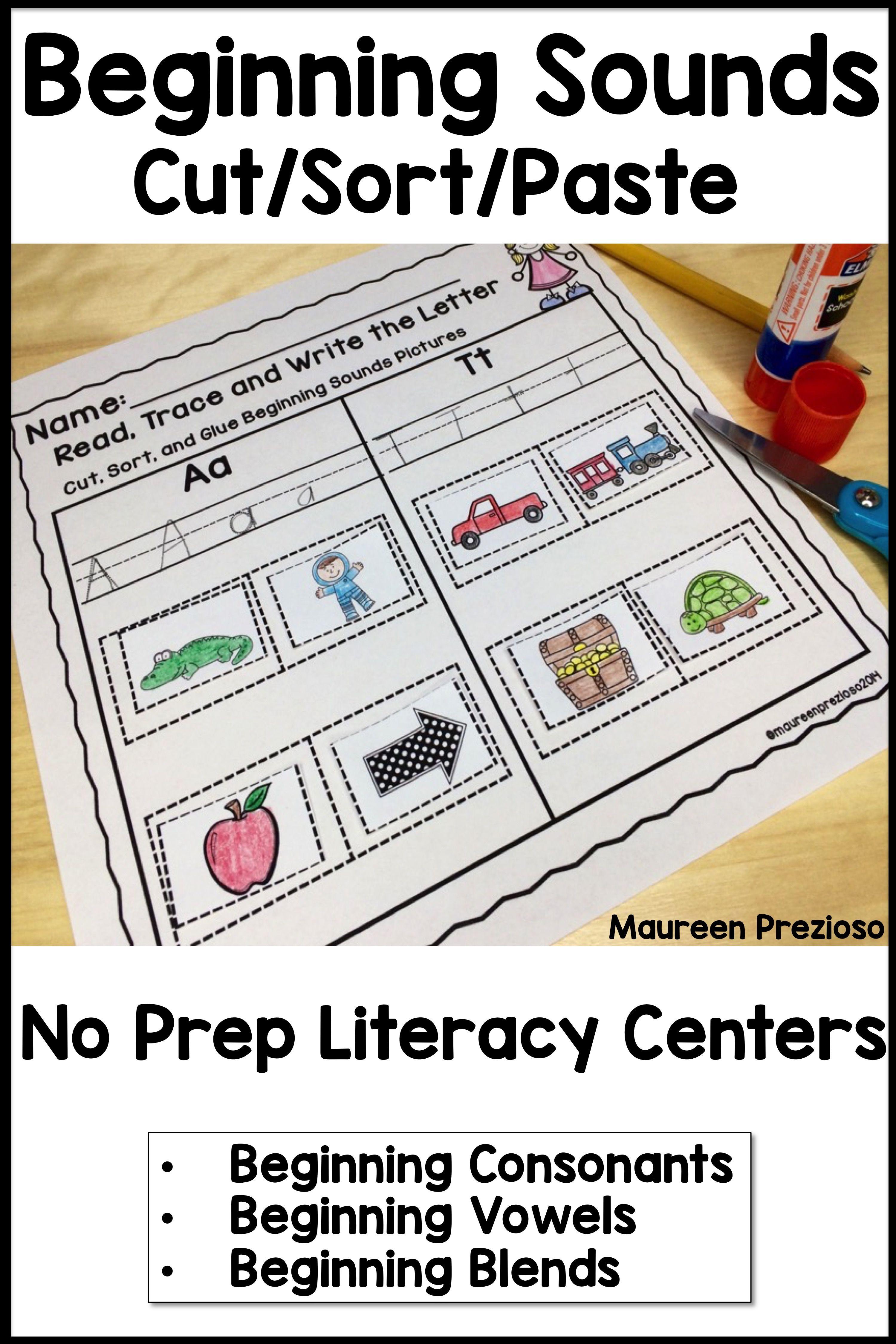 Pin On Kindergarten Literacy Centers