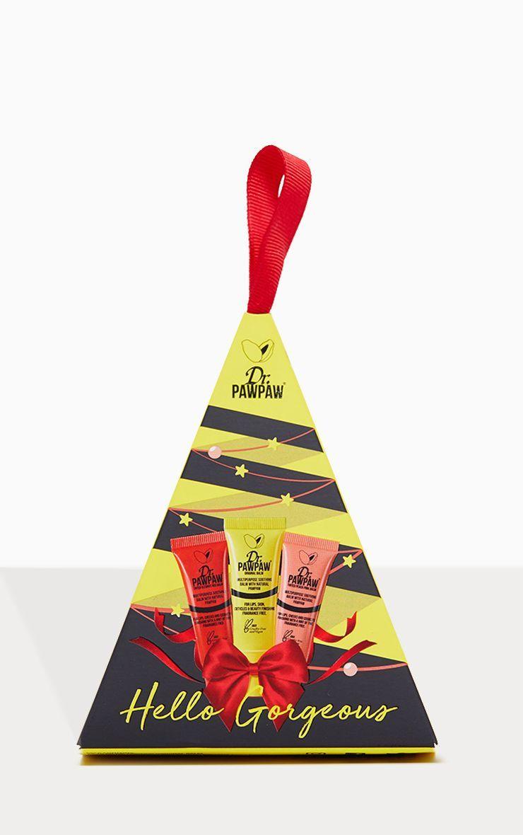 Dr PawPaw Christmas Tree Pyramid #sunflowerchristmastree