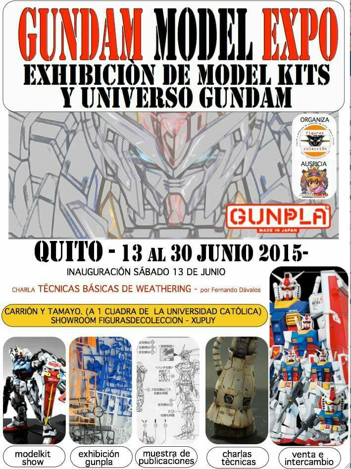 GUUNDAM MODEL EXPO