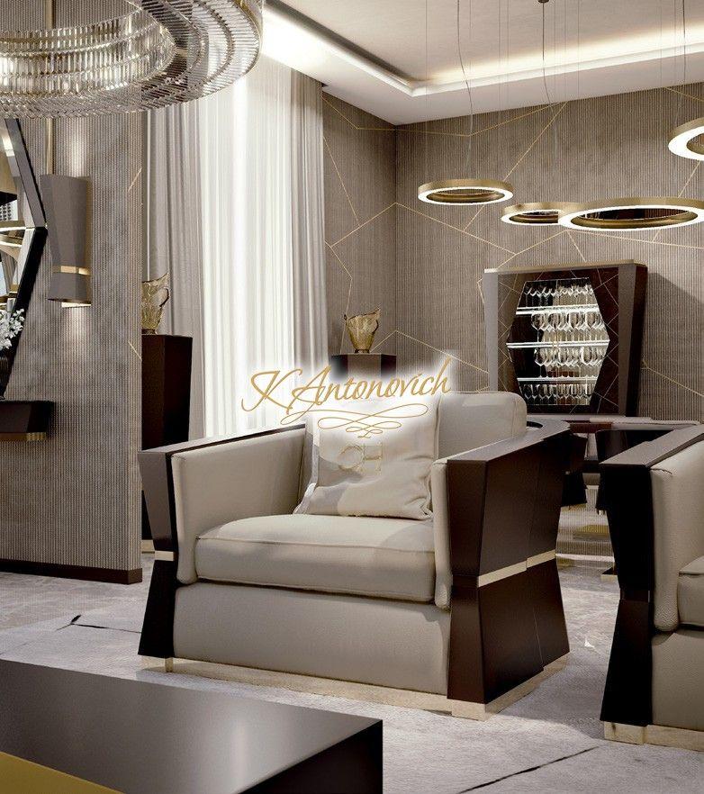 Temptation Collection Carpanese Living Room Sofa Design Luxury Interior Design Furniture Design