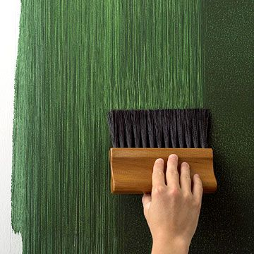 Strie Paint Treatment In 3 Easy Steps More Room Wall PaintingPainting