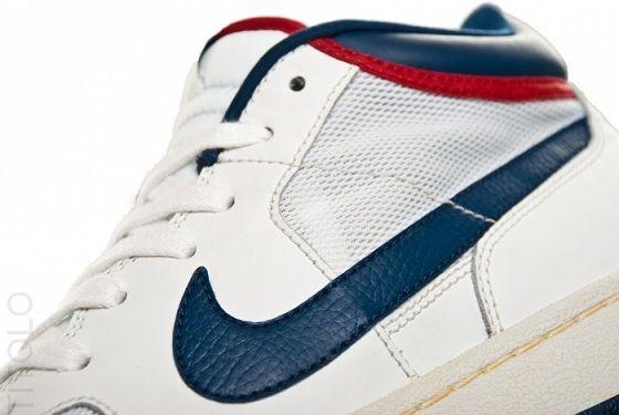 the latest 55cc6 8c419 John McEnroes Nike Challenge Court Mid Returns