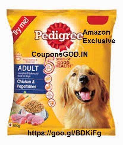 Pedigree Adult Dog Food Chicken Vegetables 3 Kg Pack
