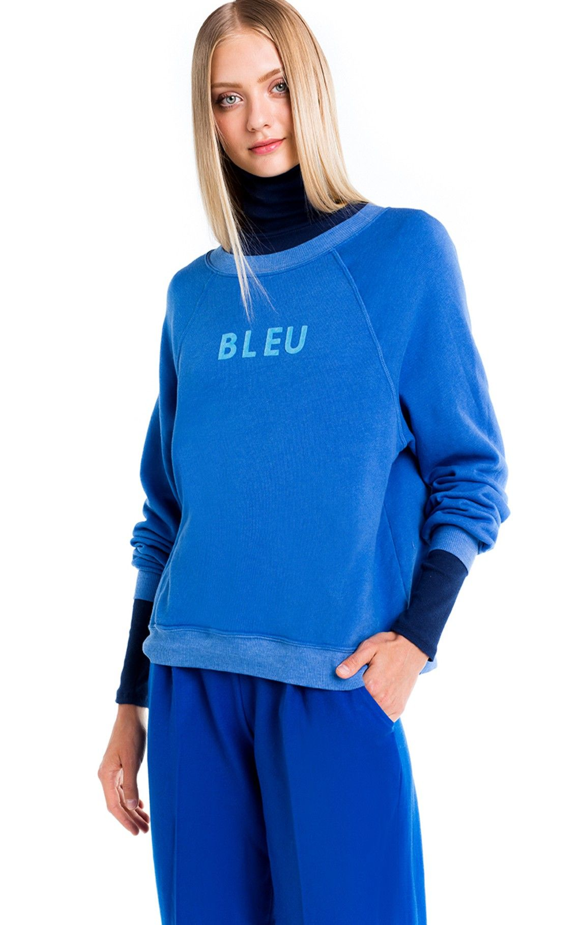 Bleu Sommers Sweater - Wildfox