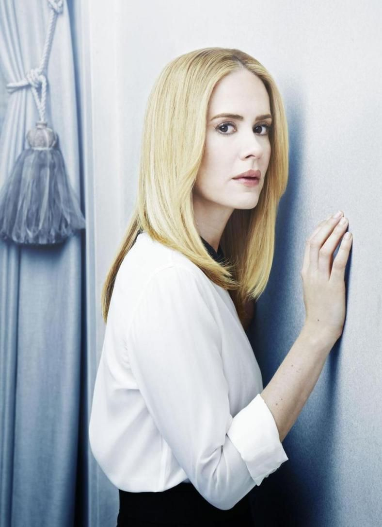 Sarah Paulson on 12 Years a Slave and Possibly Killing Jessica Lange's American Horror Story Character