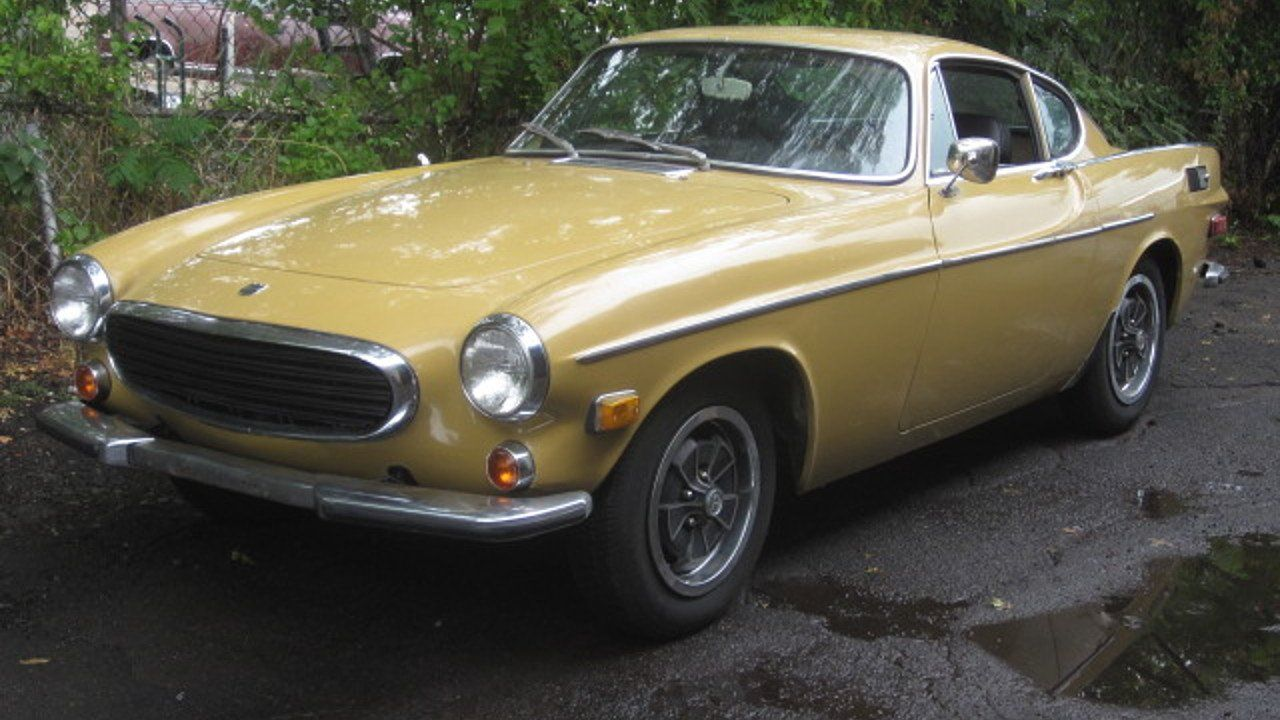 1971 Volvo P1800 For Sale 100896322 Volvo Classic Cars Classic Sports Cars
