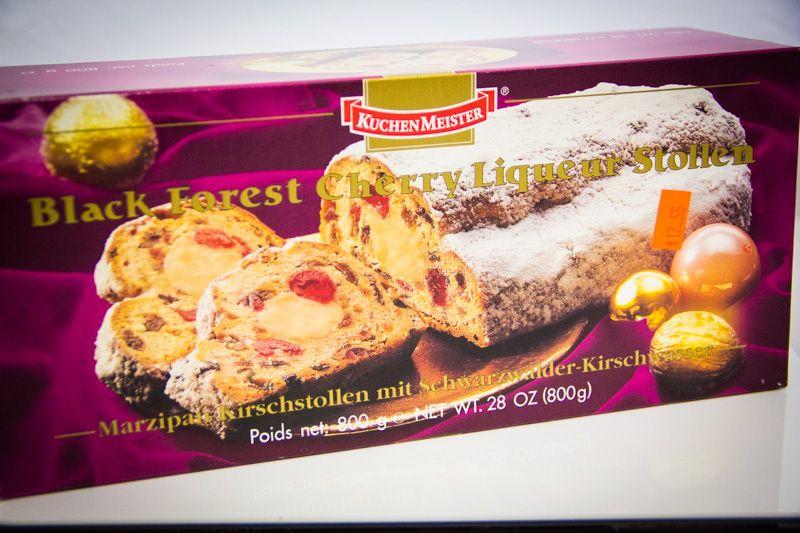 Old World European Market Black Forest Cherry Liqueur Stollen 28oz 17 55 Http Euromarket Oldworld Ws Hol Christmas Treats Cherry Liqueur Holiday Items