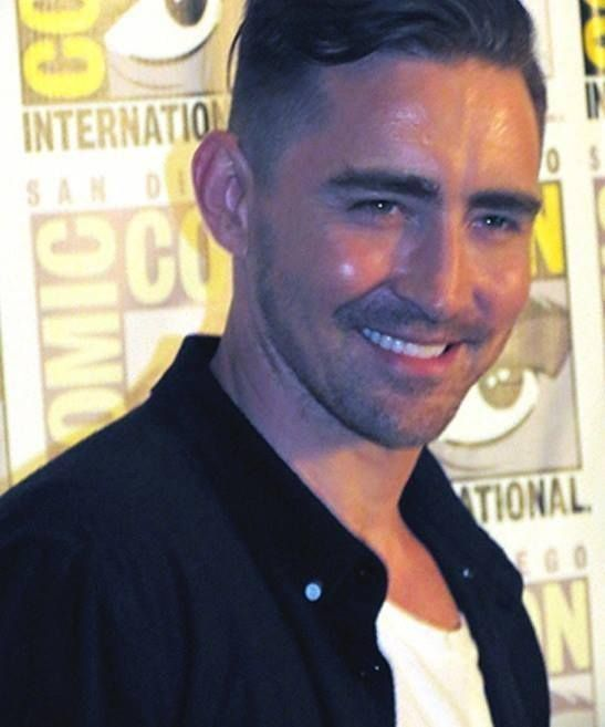 Lee Pace at SDCC 2013 (Guardians of the Galaxy panel)