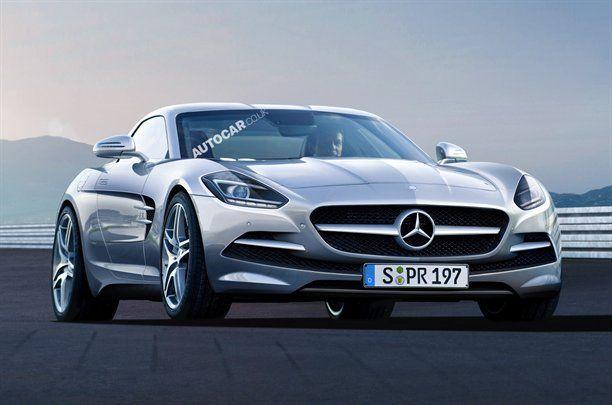 Mercedes SLC Concept Confirmed by Autotrader | Mercedes ...