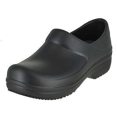 Occupational 53548: Crocs Neria Pro Clog W Black Womens Slip-On Size 10M -> BUY IT NOW ONLY: $49.95 on eBay!