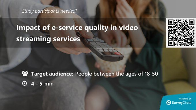 topic streaming service by SurveyCircle