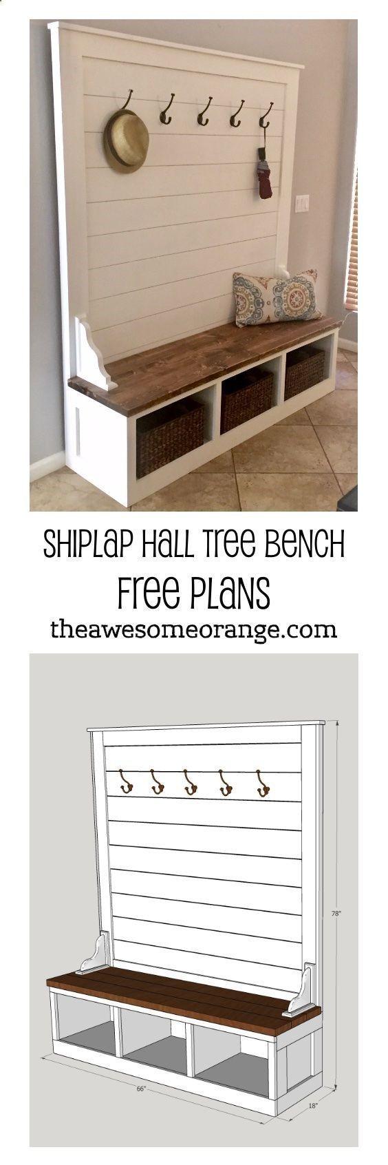 Junior hallway ideas  Most Creative Simple DIY Wooden Pallet Furniture Project Ideas  DIY