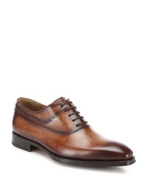 ededf5707cc SAKS FIFTH AVENUE COLLECTION BY MAGNANNI Leather Oxfords.  saksfifthavenue   shoes  oxfords
