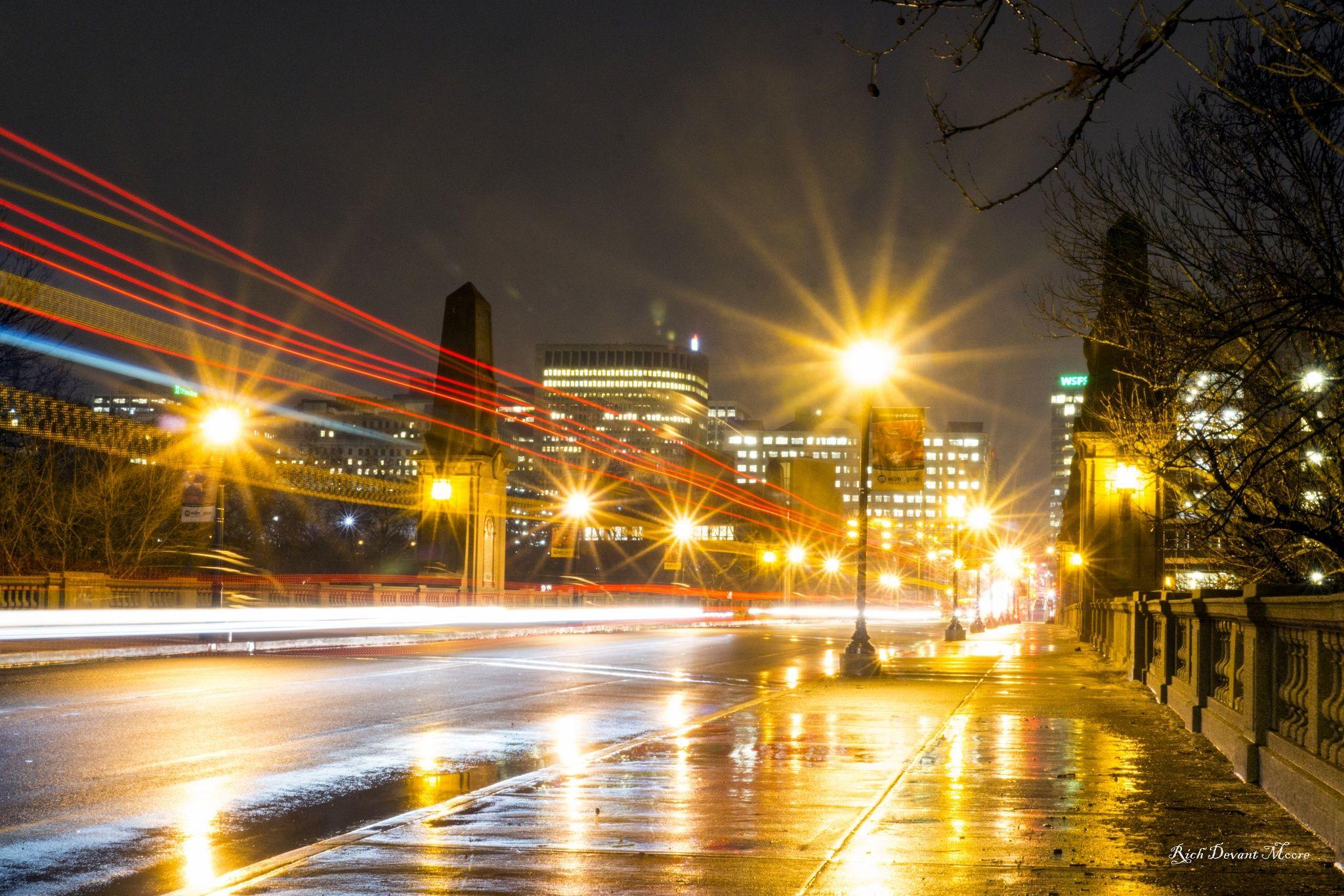 Washington Street Lights by Rich Devant Moore on 500px