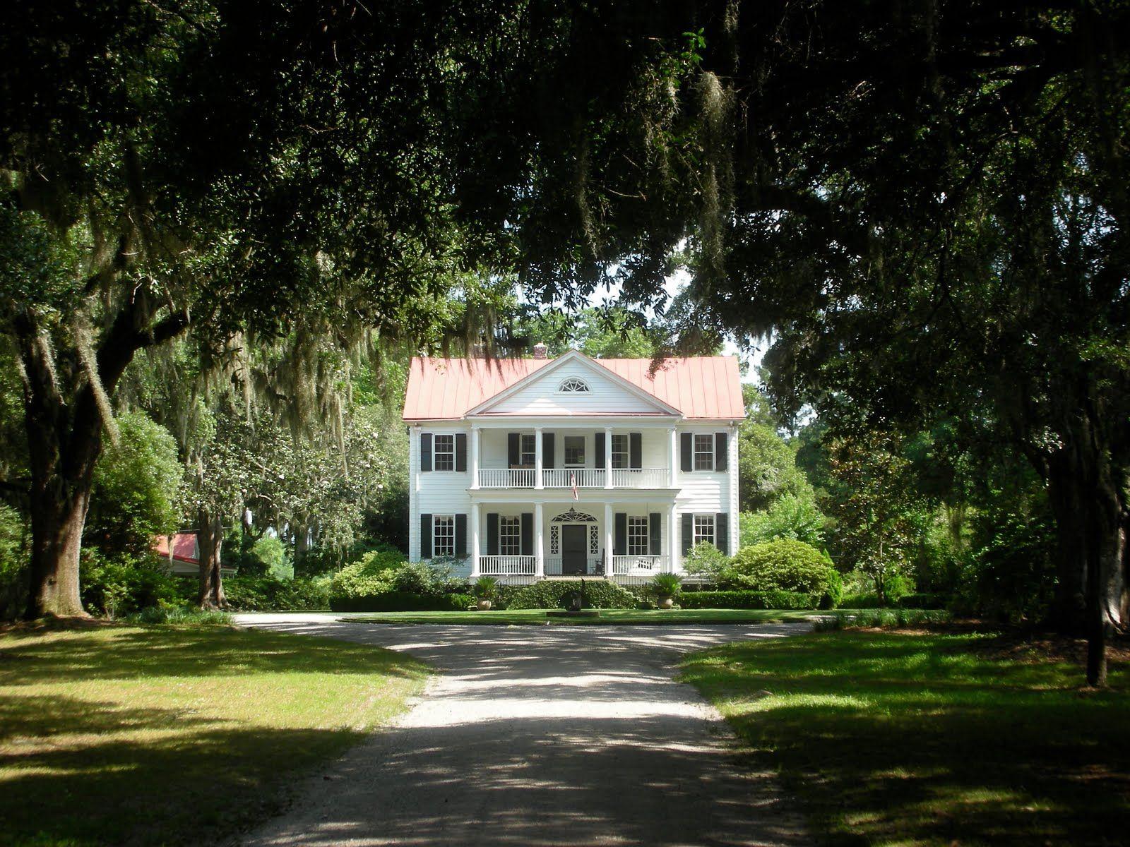 South Carolina Plantation Homes Avie Home