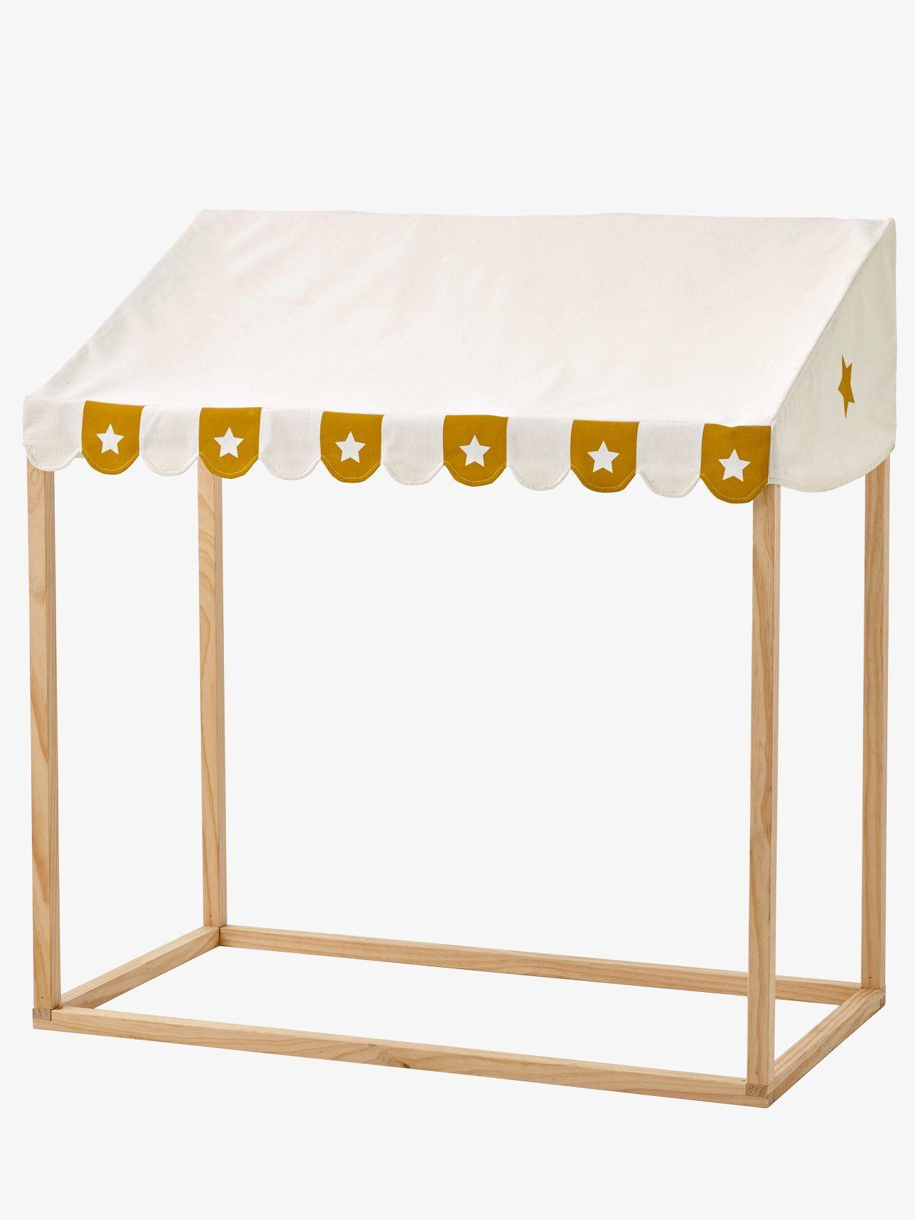 Spiel-Pavillon für Kinder von Vertbaudet in wollweiß/senf - Nur € 2 ...