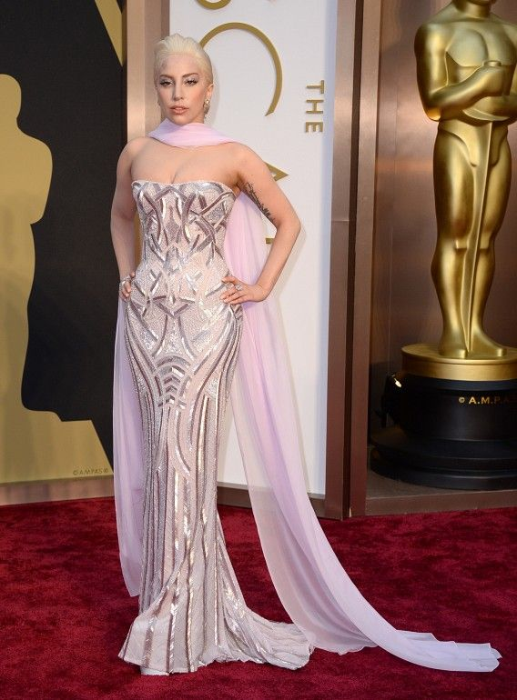 Lady Gaga beautiful fabric