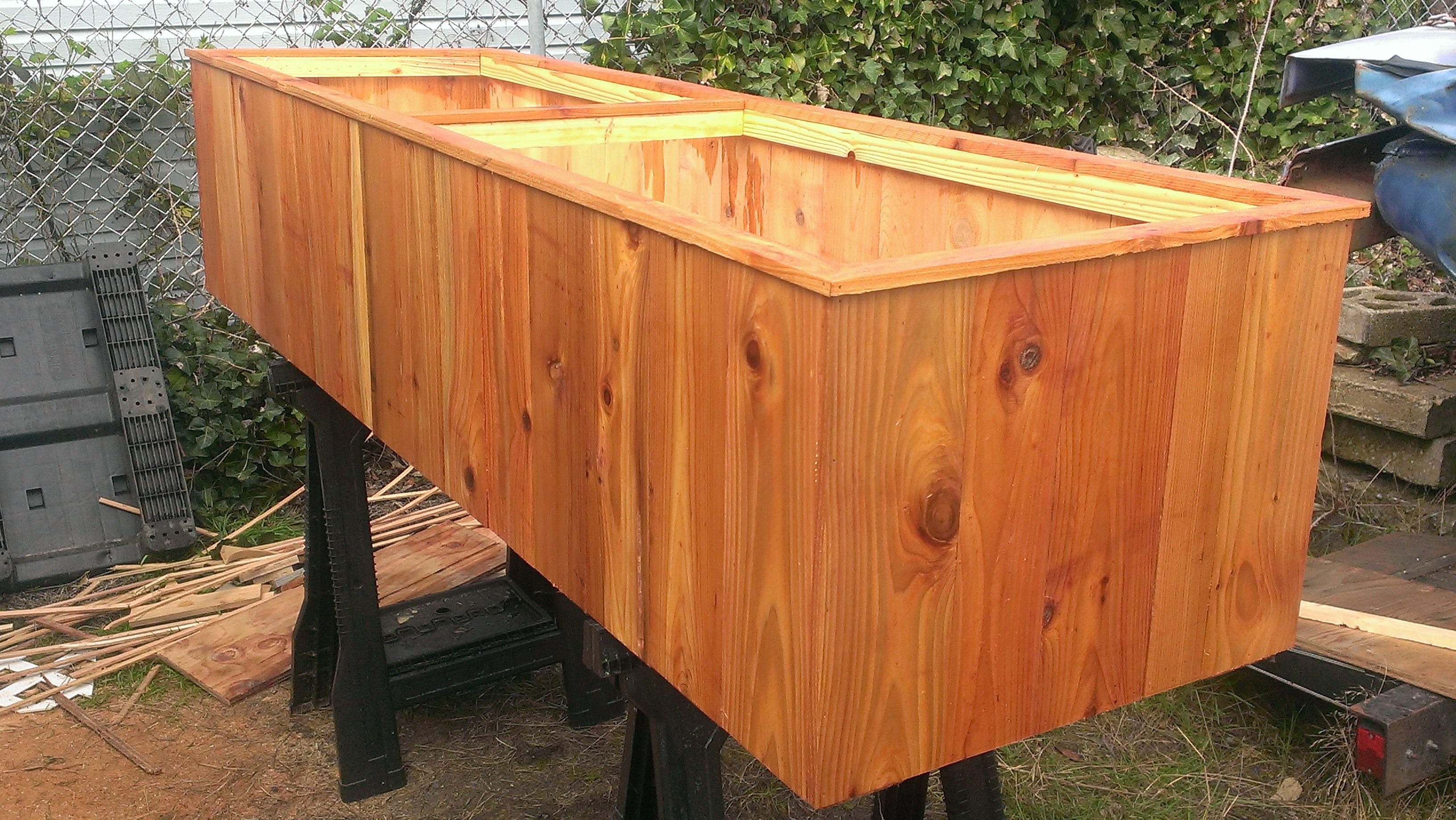 Very Large Garden Box.