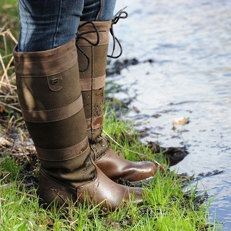 7bb878f56553  209.95 - SmartPak - Dublin Wide Calf River Boots - SmartPak Equine ...