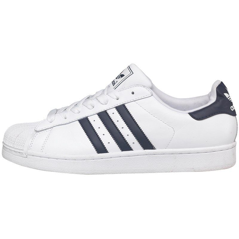 85ed44d74a3 adidas Originals Mens #Superstar 2 #Trainers White/Navy | Adidas ...