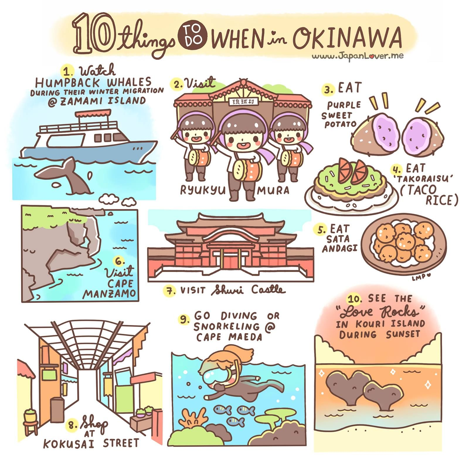 10 Things To Do When In Okinawa Http://japanlover.me/cool