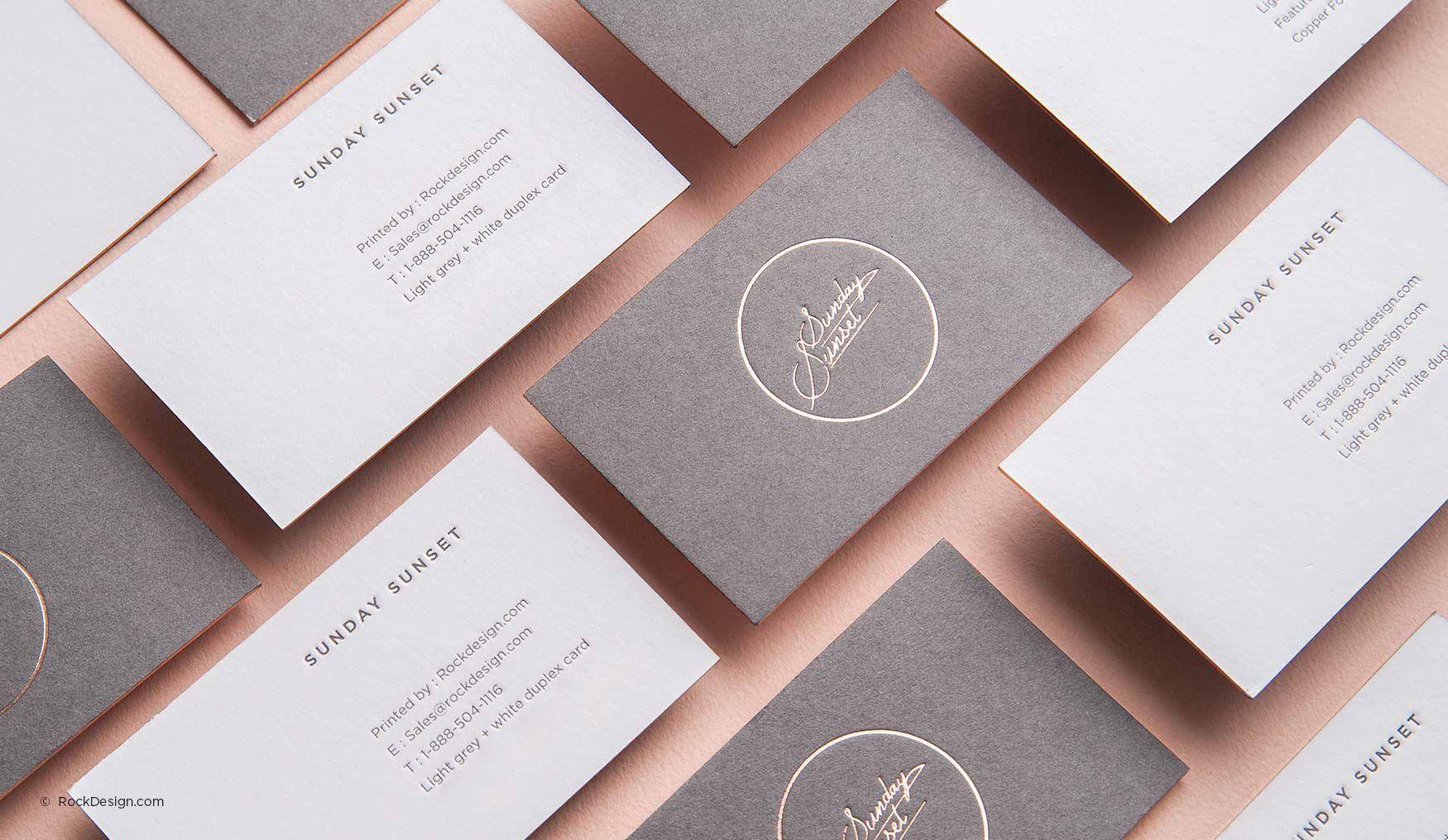 Premium Sample Pack   RockDesign Luxury Business Card Printing ...