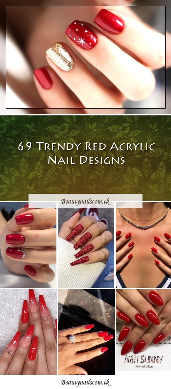 Coffin  Ballerina Style Nails ideas to inspire  The Useful Idea Nail Inspo  S