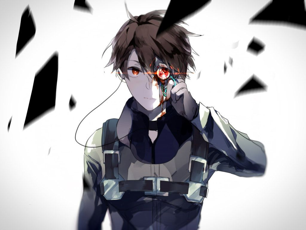 Artificial Anime Anime Comics Anime Characters Anime boy wallpaper deviantart