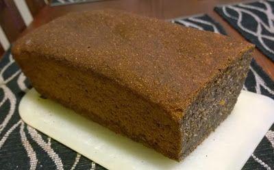 Gluteenitonta leivontaa: Gluteeniton saaristolaisleipä