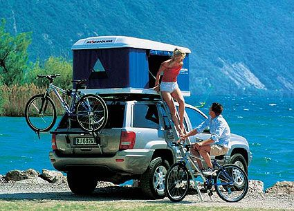 Maggiolina Airland Roof Top Tent Sweet Ride For Surf
