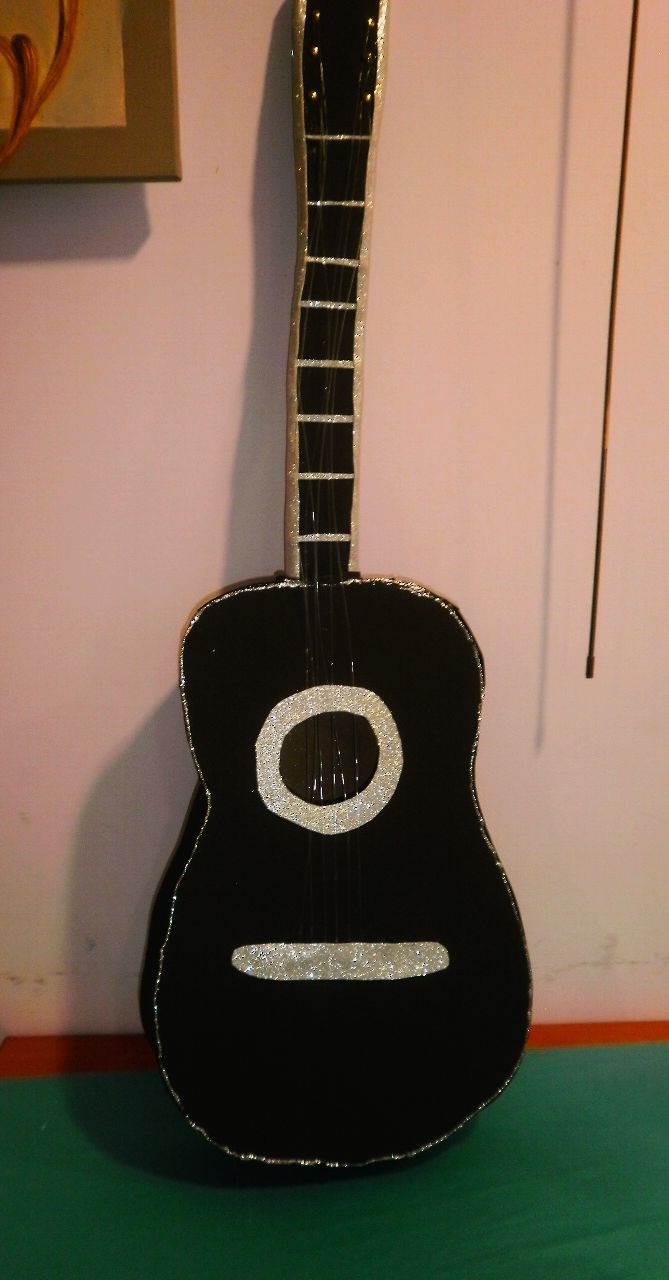 Guitarra de foami