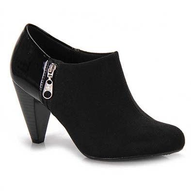 b57f24f65 Ankle Boots Moleca 5129312 - Preto | Outros itens que adoro em 2019 ...